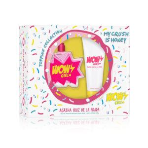 Agatha Ruiz Wow Gril + Body lotion 75ml x80ml